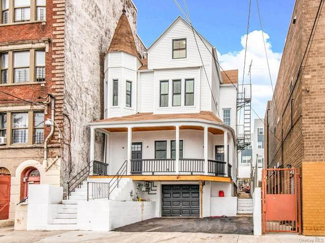 154 Woodworth Avenue, Yonkers, NY 10701 (MLS #H6084941) :: William Raveis Baer & McIntosh