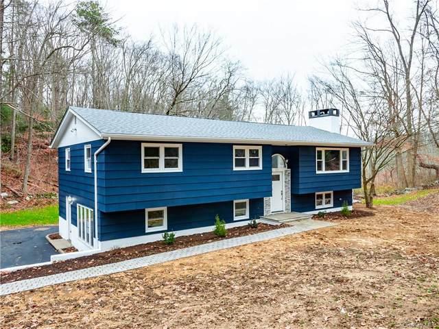 155 Kitchawan Road, Pound Ridge, NY 10576 (MLS #H6084963) :: Mark Boyland Real Estate Team