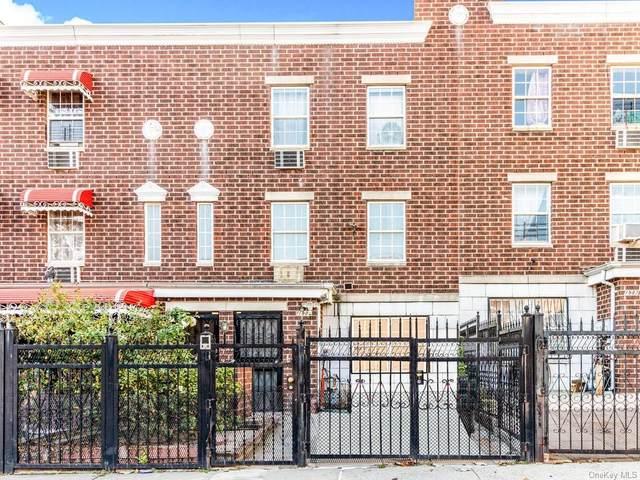 1985 Bathgate Avenue, Bronx, NY 10457 (MLS #H6085007) :: Mark Boyland Real Estate Team