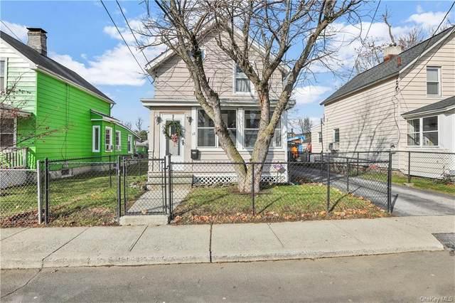 13 S Walnut Street, Beacon, NY 12508 (MLS #H6085019) :: Kevin Kalyan Realty, Inc.