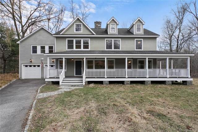 27 Oak Ridge Road, North Salem, NY 10560 (MLS #H6085676) :: Nicole Burke, MBA | Charles Rutenberg Realty