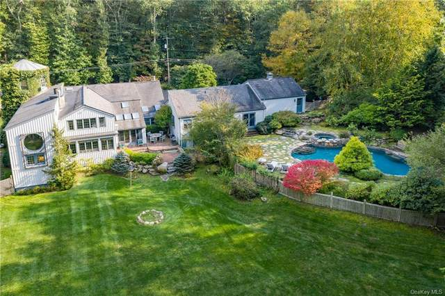 245 Upper Shad Road, Pound Ridge, NY 10576 (MLS #H6085884) :: Mark Boyland Real Estate Team