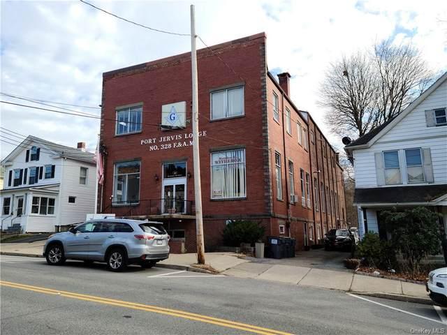 41 Sussex Street, Port Jervis, NY 12771 (MLS #H6085936) :: William Raveis Baer & McIntosh