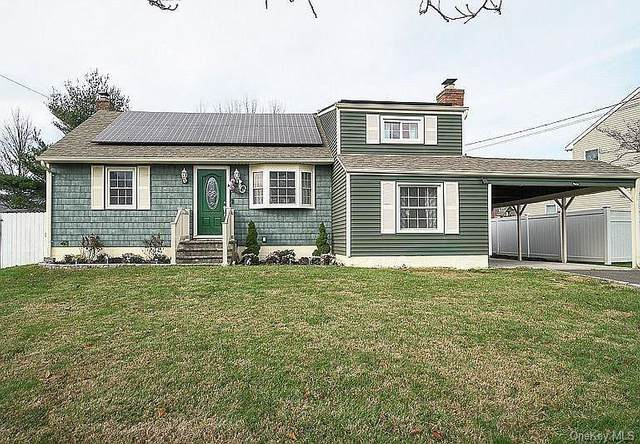 143 Reynolds Road, Call Listing Agent, NY 11795 (MLS #H6086012) :: William Raveis Baer & McIntosh