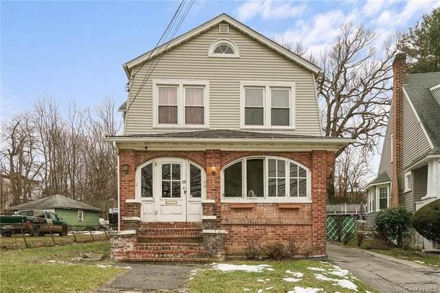89 North Street, Newburgh, NY 12550 (MLS #H6086068) :: Kevin Kalyan Realty, Inc.
