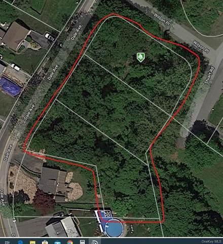Lots 8, 9 & 10 Dale Avenue, Cortlandt Manor, NY 10567 (MLS #H6086144) :: Mark Seiden Real Estate Team