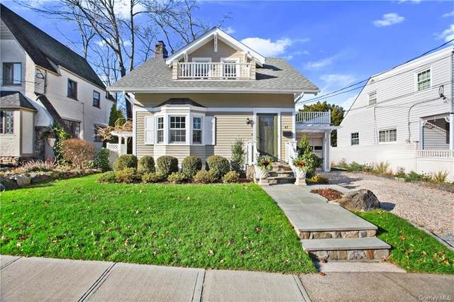 47 Hillcrest Avenue, Larchmont, NY 10538 (MLS #H6087080) :: Nicole Burke, MBA | Charles Rutenberg Realty