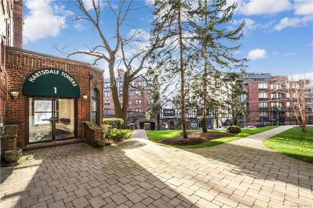 1 Columbia Avenue D10, Hartsdale, NY 10530 (MLS #H6087295) :: William Raveis Baer & McIntosh