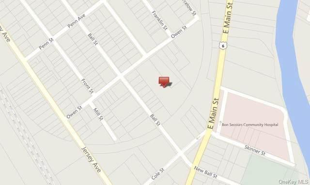 27 Owen Street, Port Jervis, NY 12771 (MLS #H6087328) :: Mark Boyland Real Estate Team