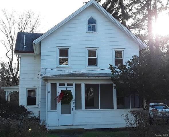 202 W Main Street, Stony Point, NY 10980 (MLS #H6087330) :: Kevin Kalyan Realty, Inc.