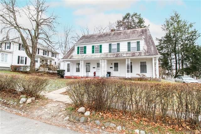 1 Norton Street, Newburgh, NY 12550 (MLS #H6087673) :: William Raveis Baer & McIntosh