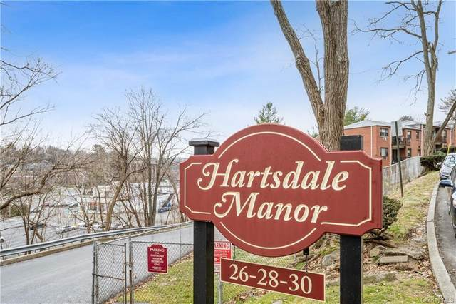 28 Fieldstone Drive 11A, Hartsdale, NY 10530 (MLS #H6087747) :: William Raveis Baer & McIntosh