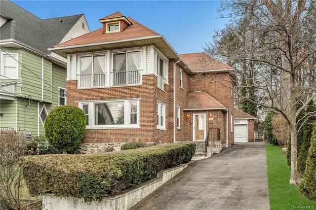 370 Rich Avenue, Mount Vernon, NY 10552 (MLS #H6087848) :: Mark Seiden Real Estate Team