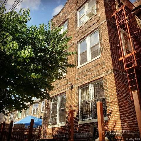651 Barbey, Brooklyn, NY 11207 (MLS #H6087897) :: Keller Williams Points North - Team Galligan