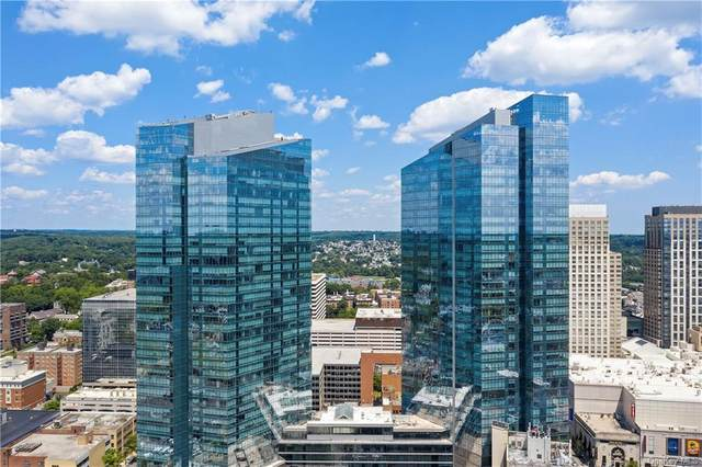 1 Renaissance Square 27E, White Plains, NY 10601 (MLS #H6087986) :: Mark Boyland Real Estate Team