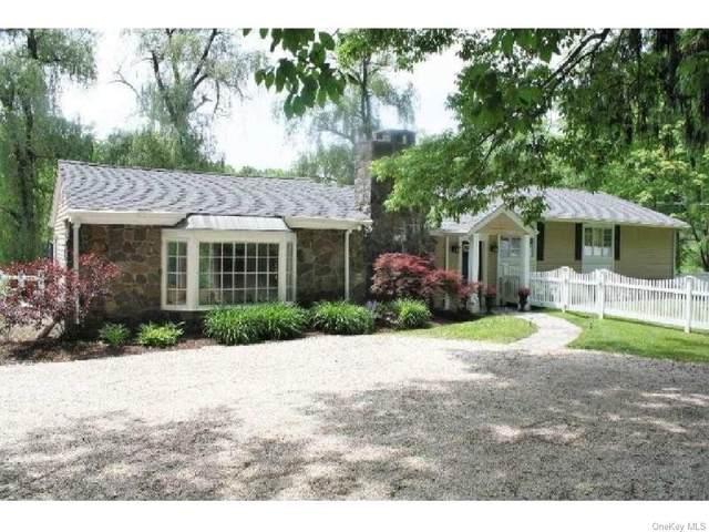 161 Pound Ridge Road, Bedford, NY 10506 (MLS #H6088044) :: Mark Boyland Real Estate Team