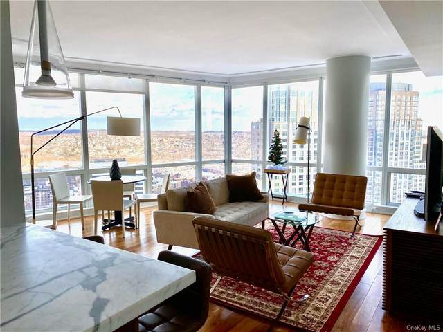 1 Renaissance Square 31A, White Plains, NY 10601 (MLS #H6088165) :: Barbara Carter Team