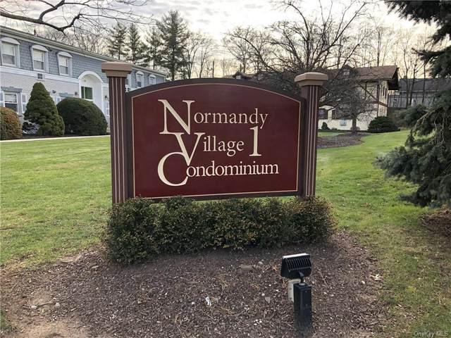 9 Normandy Village #8, Nanuet, NY 10954 (MLS #H6088291) :: William Raveis Baer & McIntosh
