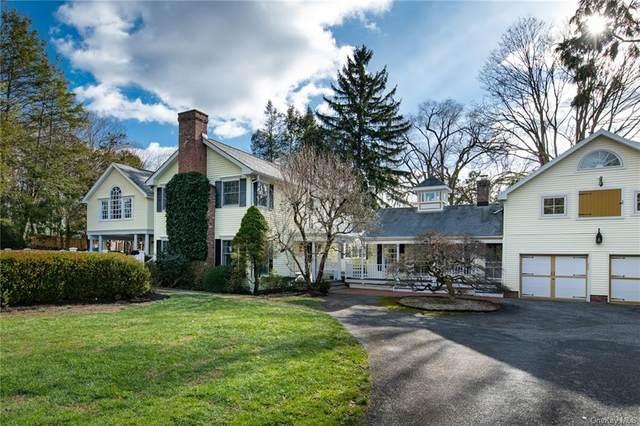 2 White Birch Road, Pound Ridge, NY 10576 (MLS #H6088397) :: Mark Boyland Real Estate Team