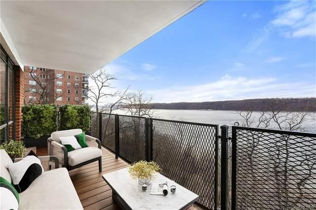 2727 Palisade Avenue 6H, Bronx, NY 10463 (MLS #H6088456) :: Nicole Burke, MBA | Charles Rutenberg Realty