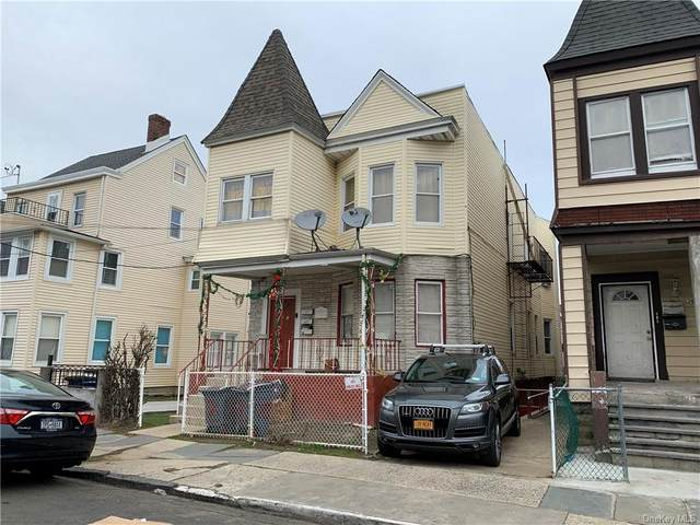 261 S 1st Avenue, Mount Vernon, NY 10550 (MLS #H6088509) :: William Raveis Baer & McIntosh