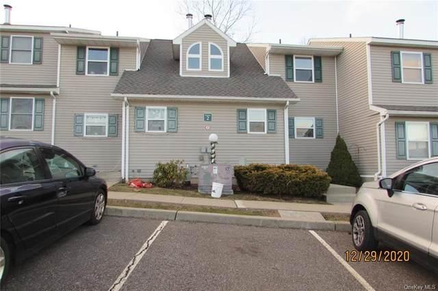 99 Boniface Drive 2D, Pine Bush, NY 12566 (MLS #H6088534) :: William Raveis Baer & McIntosh