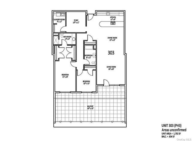 30 Beekman Street Ph 3, Beacon, NY 12508 (MLS #H6088615) :: RE/MAX RoNIN
