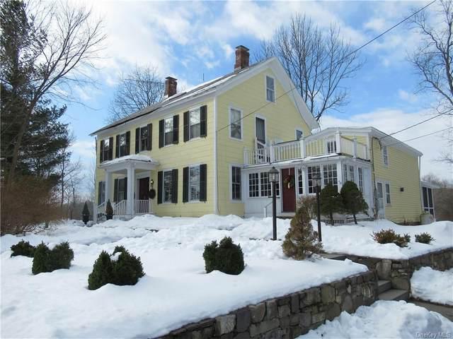 161 Union Corners Road, Warwick, NY 10990 (MLS #H6088643) :: William Raveis Baer & McIntosh