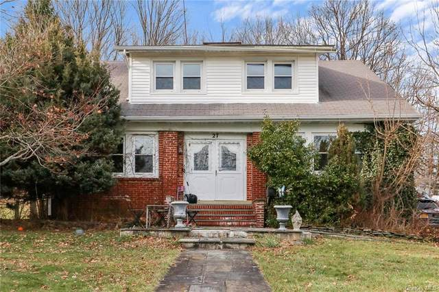 27 Swezey Place, Monroe, NY 10950 (MLS #H6088652) :: Mark Seiden Real Estate Team