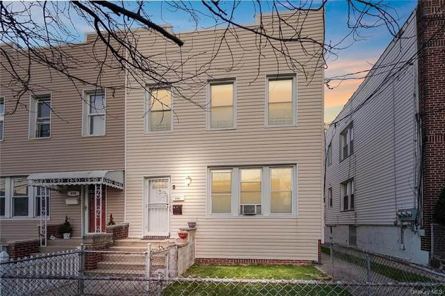 270 Hollywood Avenue, Bronx, NY 10465 (MLS #H6088743) :: Cronin & Company Real Estate