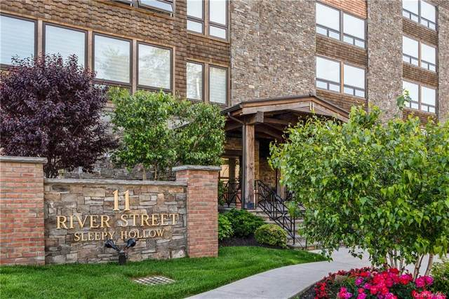11 River Street #412, Sleepy Hollow, NY 10591 (MLS #H6088805) :: The McGovern Caplicki Team