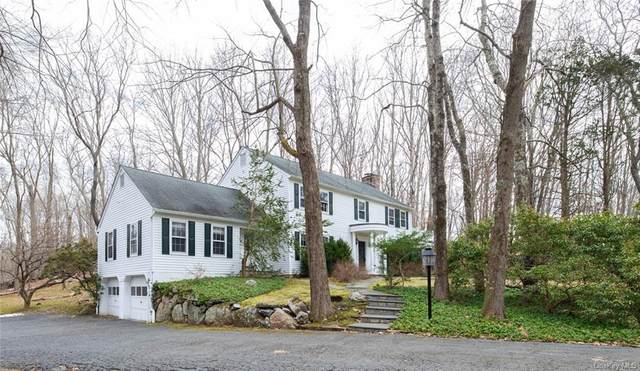 35 Fox Run Road, Pound Ridge, NY 10576 (MLS #H6088857) :: Mark Boyland Real Estate Team