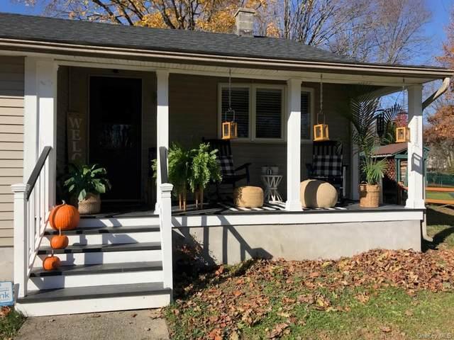 118 Gregory Road, Johnson, NY 10933 (MLS #H6088866) :: Mark Seiden Real Estate Team