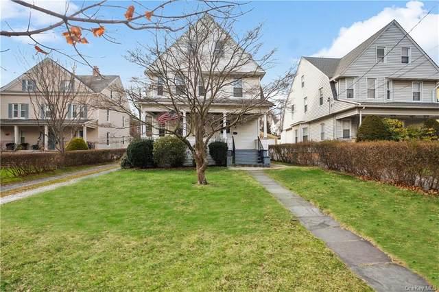 207 Woodland Avenue, New Rochelle, NY 10805 (MLS #H6089032) :: William Raveis Baer & McIntosh