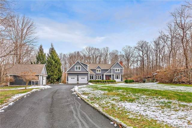 110 Old Stone Hill Road, Pound Ridge, NY 10576 (MLS #H6089066) :: Cronin & Company Real Estate