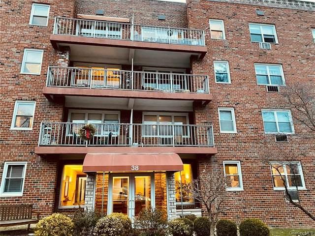 38 Fourth Avenue 2A, Nyack, NY 10960 (MLS #H6089081) :: William Raveis Baer & McIntosh