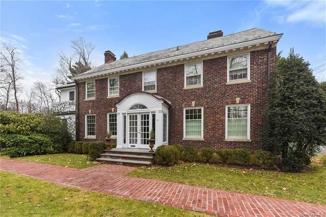 13 Fox Meadow Road, Scarsdale, NY 10583 (MLS #H6090213) :: Mark Seiden Real Estate Team
