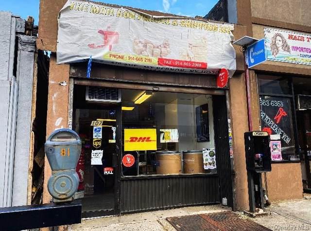 107 S 4th Avenue, Mount Vernon, NY 10550 (MLS #H6090344) :: William Raveis Baer & McIntosh
