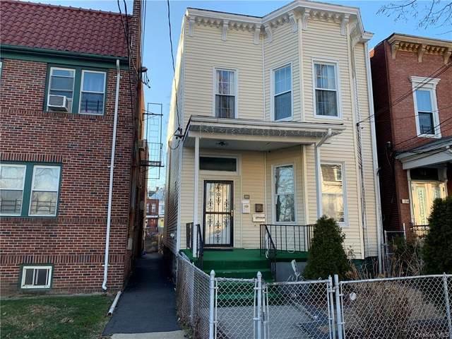 116 S 12th Avenue, Mount Vernon, NY 10550 (MLS #H6090374) :: William Raveis Baer & McIntosh
