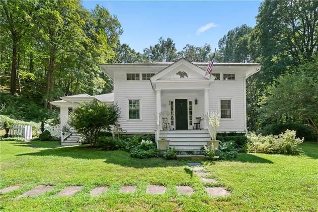 341 Pound Ridge Road, Bedford, NY 10506 (MLS #H6090518) :: William Raveis Baer & McIntosh