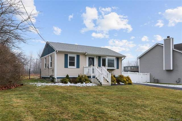 548 Silver Lake Scotchtown Road, Middletown, NY 10941 (MLS #H6090897) :: William Raveis Baer & McIntosh