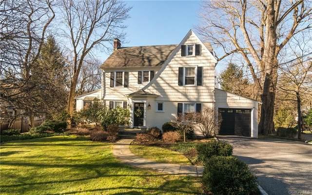 14 Ridge Drive, Chappaqua, NY 10514 (MLS #H6090999) :: Nicole Burke, MBA | Charles Rutenberg Realty