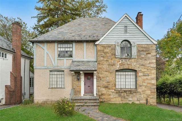 35 Ridgeway Street, Mount Vernon, NY 10552 (MLS #H6091031) :: William Raveis Baer & McIntosh