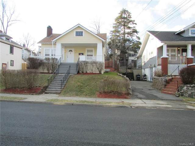 27 Forsythe Place, Newburgh, NY 12550 (MLS #H6091076) :: William Raveis Baer & McIntosh