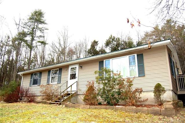 57 Brandt Road, Westbrookville, NY 12785 (MLS #H6091097) :: Mark Seiden Real Estate Team