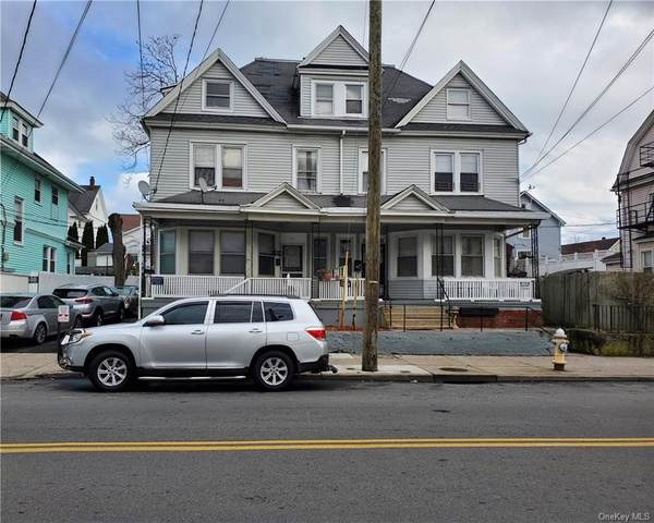 63 Poningo Street, Port Chester, NY 10573 (MLS #H6091227) :: William Raveis Baer & McIntosh