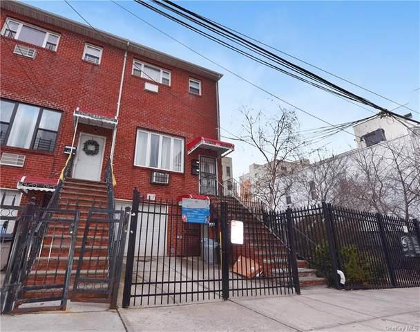 422 E 158th Street, Bronx, NY 10451 (MLS #H6091333) :: Cronin & Company Real Estate