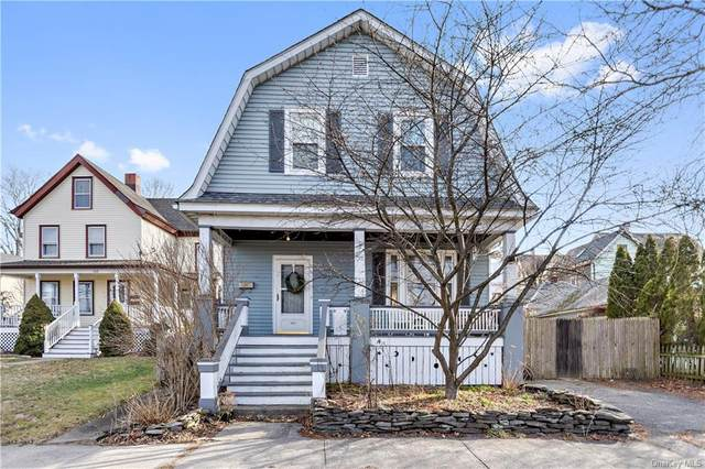 157 Wells Street, Peekskill, NY 10566 (MLS #H6091343) :: William Raveis Baer & McIntosh