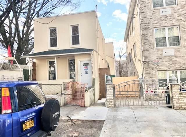 1619 Melville Street, Bronx, NY 10460 (MLS #H6091365) :: Cronin & Company Real Estate