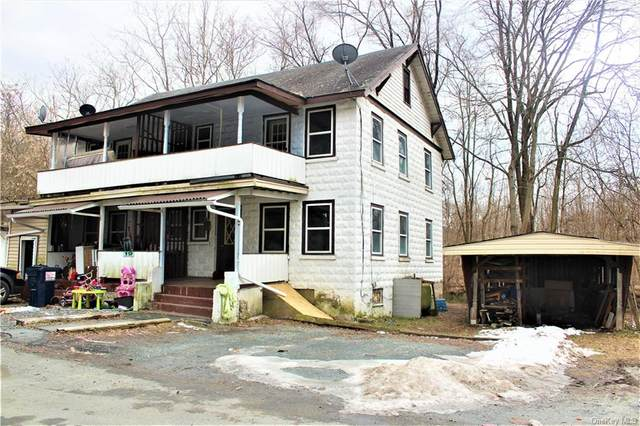 19 Tyrone Thomas Lane, Ellenville, NY 12428 (MLS #H6091382) :: William Raveis Baer & McIntosh